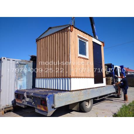 Гостевой дом 3х2,5 art.0112