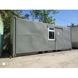 Блок-контейнер 20 ft
