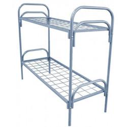 2-х ярусная кровать металлическая