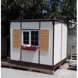 Гостевой домик 7,5 м² (art.0101)