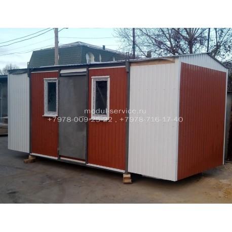 Модульный Офис 15 м²