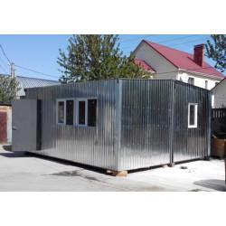Жилой модульный дом на 30 м²