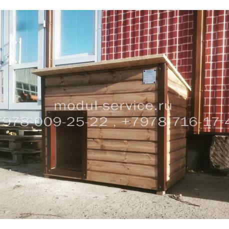 "Будка ""Buddy wagon"" со съёмной крышей (0048)"