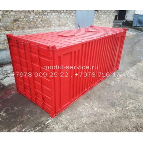 Морской грузовой контейнер 20 фут б /у.