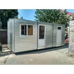 Дачный домик 6х2.5
