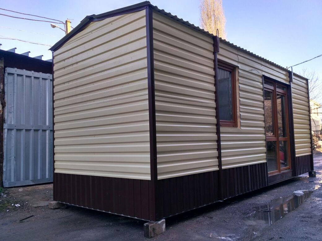 Бытовка или домик: что поставить на дачном участке?