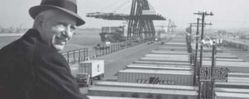 Интересный факт о Морских контейнерах