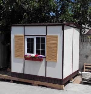 Гостевой домик 3х2,5